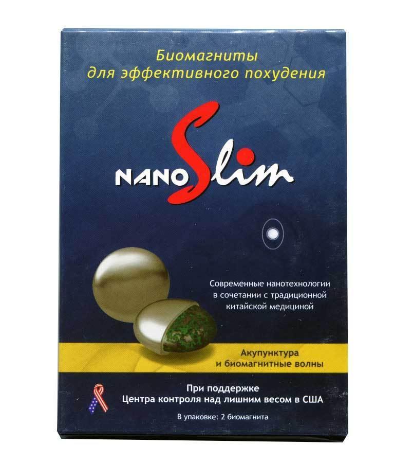 Nano slim для похудения купить